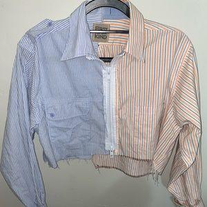 LF furst of kind zipper top